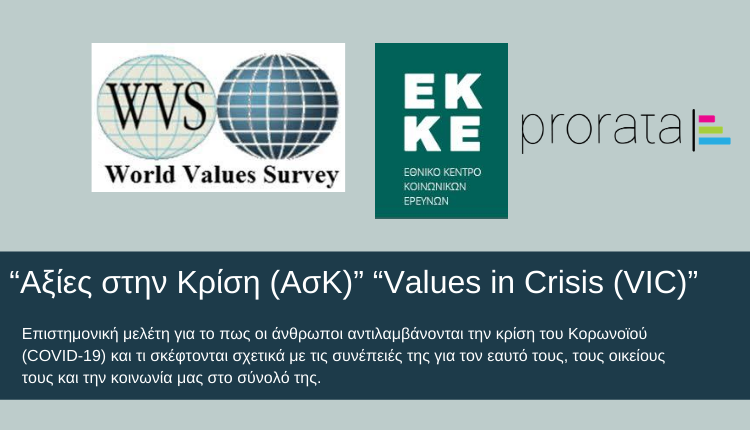 WVS EKKE PRORATAvalues in crisis